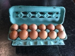 Non-gmo, Chemical Free, Free Range Chicken Eggs